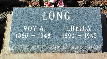 SMITH LONG, LUELLA - Yavapai County, Arizona | LUELLA SMITH LONG - Arizona Gravestone Photos