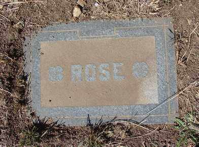 GREY, J. ROSE - Yavapai County, Arizona | J. ROSE GREY - Arizona Gravestone Photos