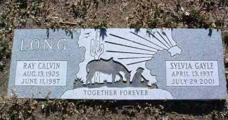 BROWNING LONG, SYLVIA G. - Yavapai County, Arizona   SYLVIA G. BROWNING LONG - Arizona Gravestone Photos
