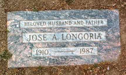 LONGORIA, JOSE ANGEL - Yavapai County, Arizona   JOSE ANGEL LONGORIA - Arizona Gravestone Photos