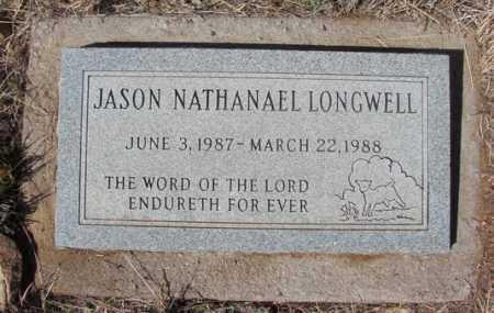LONGWELL, JASON N. - Yavapai County, Arizona | JASON N. LONGWELL - Arizona Gravestone Photos