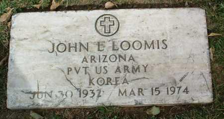 LOOMIS, JOHN L. - Yavapai County, Arizona   JOHN L. LOOMIS - Arizona Gravestone Photos
