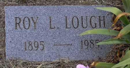 LOUGH, ROY LEE - Yavapai County, Arizona | ROY LEE LOUGH - Arizona Gravestone Photos