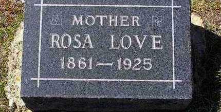 BAKER LOVE, ROSA - Yavapai County, Arizona | ROSA BAKER LOVE - Arizona Gravestone Photos