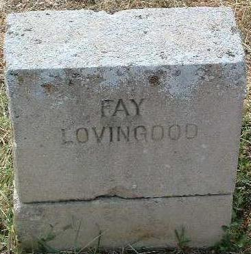 WAGONER LOVINGOOD, FAY - Yavapai County, Arizona | FAY WAGONER LOVINGOOD - Arizona Gravestone Photos