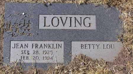 LOVING, BETTY LOU - Yavapai County, Arizona | BETTY LOU LOVING - Arizona Gravestone Photos