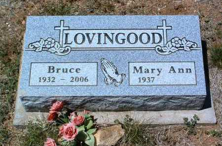 LOVINGOOD, K. BRUCE - Yavapai County, Arizona | K. BRUCE LOVINGOOD - Arizona Gravestone Photos