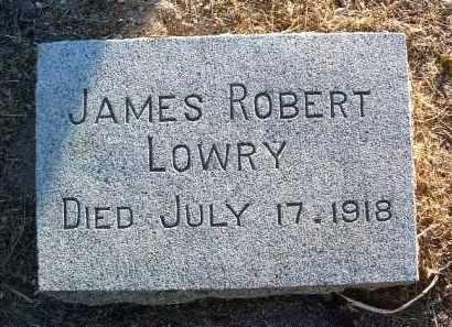 LOWRY, JAMES ROBERT - Yavapai County, Arizona   JAMES ROBERT LOWRY - Arizona Gravestone Photos
