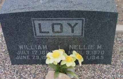 LOY, WILLIAM - Yavapai County, Arizona | WILLIAM LOY - Arizona Gravestone Photos