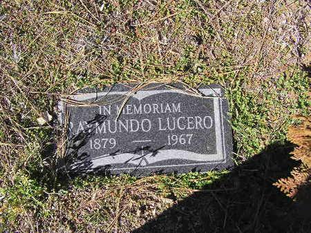 LUCERO, RAYMUNDO - Yavapai County, Arizona | RAYMUNDO LUCERO - Arizona Gravestone Photos