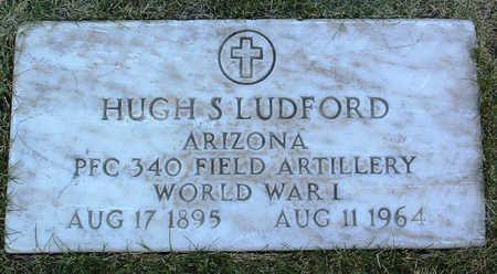 LUDFORD, HUGH  STENHOUSE - Yavapai County, Arizona | HUGH  STENHOUSE LUDFORD - Arizona Gravestone Photos