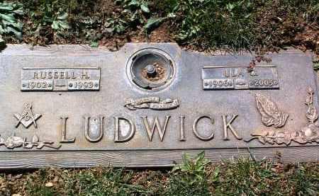 LUDWICK, RUSSELL HOWARD - Yavapai County, Arizona   RUSSELL HOWARD LUDWICK - Arizona Gravestone Photos