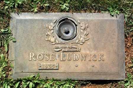 LUDWICK, ROSE - Yavapai County, Arizona | ROSE LUDWICK - Arizona Gravestone Photos