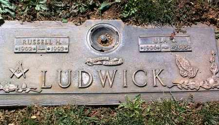 YOUNG LUDWICK, ULA G. - Yavapai County, Arizona | ULA G. YOUNG LUDWICK - Arizona Gravestone Photos