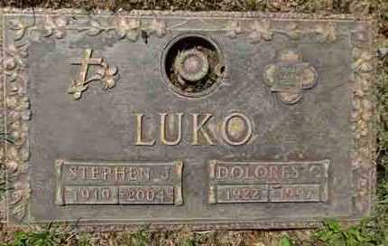 KLAHN LUKO, DELORES C. - Yavapai County, Arizona | DELORES C. KLAHN LUKO - Arizona Gravestone Photos