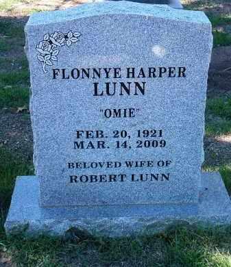 HARPER LUNN, FLONNYE LORRAINE - Yavapai County, Arizona | FLONNYE LORRAINE HARPER LUNN - Arizona Gravestone Photos
