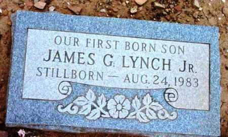 LYNCH, JAMES G., JR. - Yavapai County, Arizona | JAMES G., JR. LYNCH - Arizona Gravestone Photos