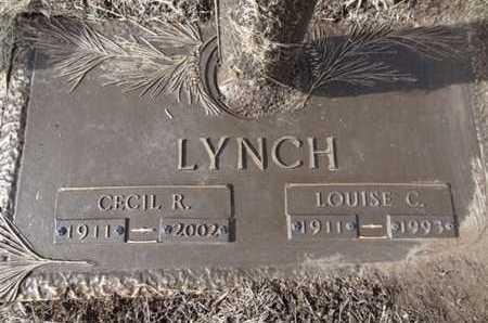 LYNCH, CECIL RAY - Yavapai County, Arizona | CECIL RAY LYNCH - Arizona Gravestone Photos