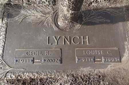 LYNCH, CECIL RAY - Yavapai County, Arizona | CECIL RAY LYNCH - Arizona Gravestone Photos