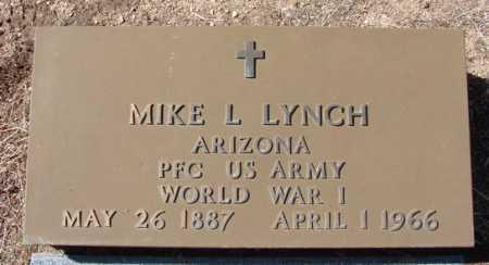 LYNCH, MICHAEL LAWLER - Yavapai County, Arizona | MICHAEL LAWLER LYNCH - Arizona Gravestone Photos