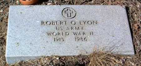 LYON, ROBERT O. - Yavapai County, Arizona | ROBERT O. LYON - Arizona Gravestone Photos