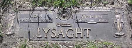 LYSAGHT, JOHN - Yavapai County, Arizona | JOHN LYSAGHT - Arizona Gravestone Photos