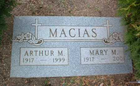 MACIAS, MARY G. - Yavapai County, Arizona | MARY G. MACIAS - Arizona Gravestone Photos