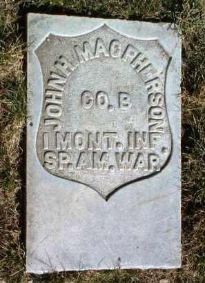 MACPHERSON, JOHN HERBERT - Yavapai County, Arizona   JOHN HERBERT MACPHERSON - Arizona Gravestone Photos