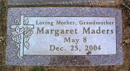 BOSICK MADERS, MARGARET M. - Yavapai County, Arizona | MARGARET M. BOSICK MADERS - Arizona Gravestone Photos