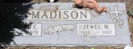 MADISON, BUFORD C. - Yavapai County, Arizona | BUFORD C. MADISON - Arizona Gravestone Photos