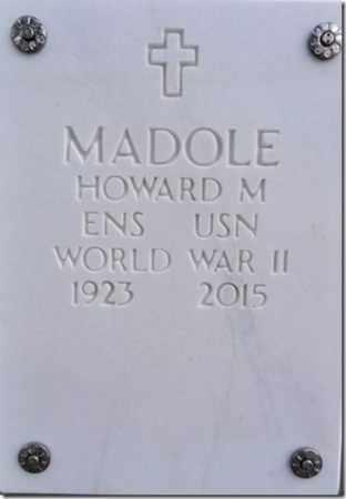 MADOLE, HOWARD MARION - Yavapai County, Arizona   HOWARD MARION MADOLE - Arizona Gravestone Photos