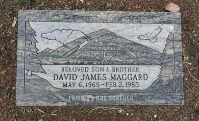 MAGGARD, DAVID JAMES - Yavapai County, Arizona | DAVID JAMES MAGGARD - Arizona Gravestone Photos