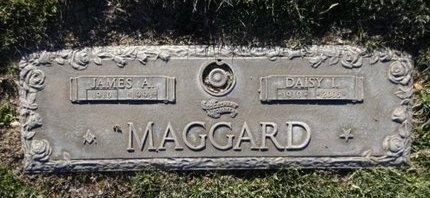 MAGGARD, JAMES A. - Yavapai County, Arizona | JAMES A. MAGGARD - Arizona Gravestone Photos