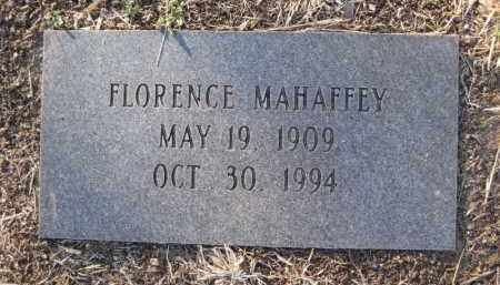 MAHAFFEY, FLORENCE R. - Yavapai County, Arizona | FLORENCE R. MAHAFFEY - Arizona Gravestone Photos