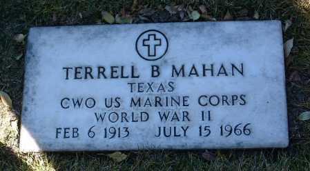 MAHAN, TERRELL BOYETT - Yavapai County, Arizona | TERRELL BOYETT MAHAN - Arizona Gravestone Photos
