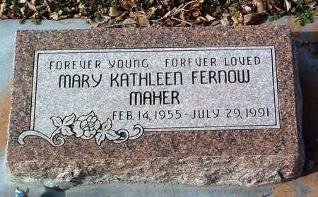 MAHER, MARY KATHLEEN - Yavapai County, Arizona | MARY KATHLEEN MAHER - Arizona Gravestone Photos