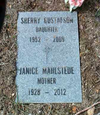 MAHLSTEDE, JANICE - Yavapai County, Arizona | JANICE MAHLSTEDE - Arizona Gravestone Photos