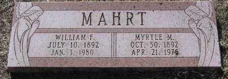 SAWYERS MAHRT, MYRTLE - Yavapai County, Arizona   MYRTLE SAWYERS MAHRT - Arizona Gravestone Photos