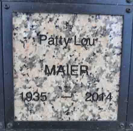MAIER, PATTY LOU - Yavapai County, Arizona   PATTY LOU MAIER - Arizona Gravestone Photos