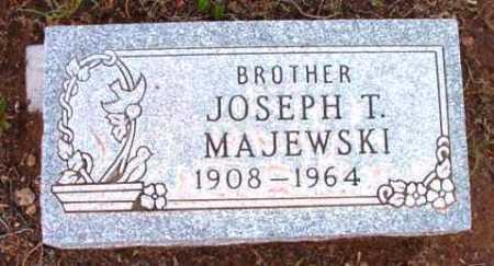 MAJEWSKI, JOSEPH T. - Yavapai County, Arizona   JOSEPH T. MAJEWSKI - Arizona Gravestone Photos