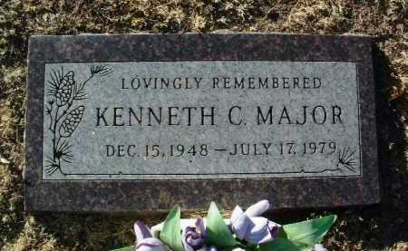 MAJOR, KENNETH CHARLES - Yavapai County, Arizona | KENNETH CHARLES MAJOR - Arizona Gravestone Photos