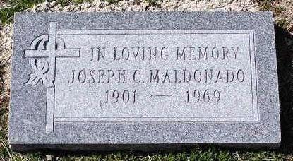 MALDONADO, JOSEPH CIRAL - Yavapai County, Arizona   JOSEPH CIRAL MALDONADO - Arizona Gravestone Photos