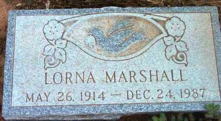 MALONE, LORNA - Yavapai County, Arizona | LORNA MALONE - Arizona Gravestone Photos