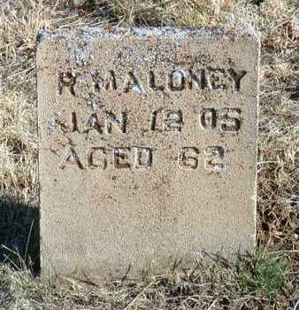 MALONEY, RICHARD - Yavapai County, Arizona   RICHARD MALONEY - Arizona Gravestone Photos