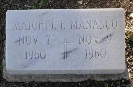MANASCO, MAICHEL E. - Yavapai County, Arizona | MAICHEL E. MANASCO - Arizona Gravestone Photos