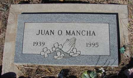 MANCHA, JUAN O. - Yavapai County, Arizona | JUAN O. MANCHA - Arizona Gravestone Photos