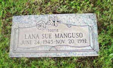 MANGUSO, LANA SUE - Yavapai County, Arizona   LANA SUE MANGUSO - Arizona Gravestone Photos