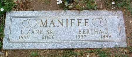 SMITH MANIFEE, BERTHA - Yavapai County, Arizona | BERTHA SMITH MANIFEE - Arizona Gravestone Photos