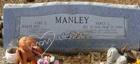 MANLEY, NANCY L. - Yavapai County, Arizona | NANCY L. MANLEY - Arizona Gravestone Photos