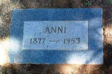 MARCHELLO, ANNI - Yavapai County, Arizona | ANNI MARCHELLO - Arizona Gravestone Photos
